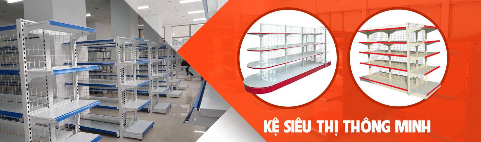 Giá kệ siêu thị - NhatMinh.Net