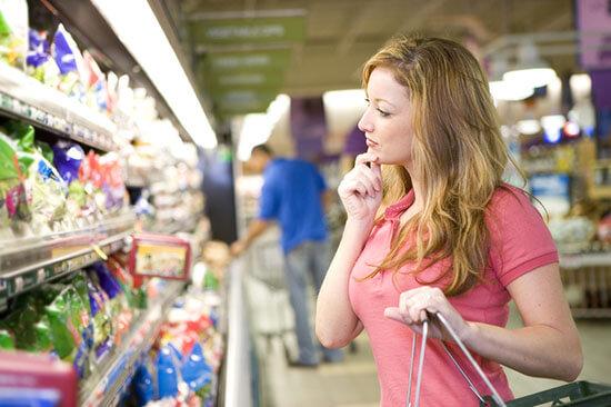 Cẩm nang tiết kiệm khi đi siêu thị