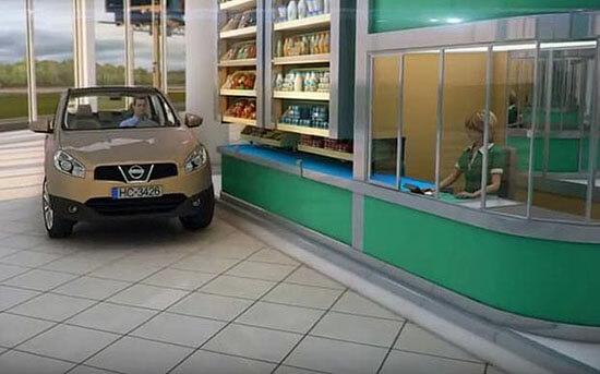 Mô hình siêu thị hiện đại nhất thế giới