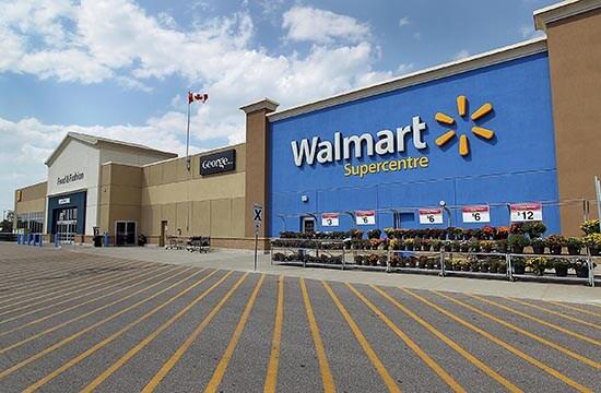 Walmart đóng cửa 269 điểm bán hàng
