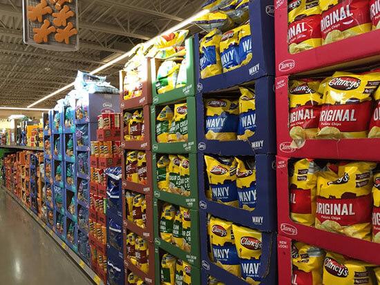 Bí quyết thành công của siêu thị bán lẻ