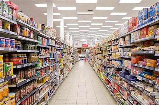 Trưng bày sản phẩm trong siêu thị khoa học