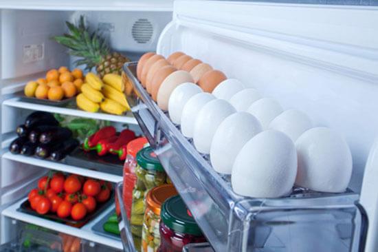 Cách bảo quản trứng gà của người Mỹ và người Châu Âu