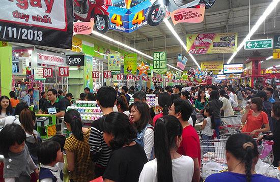 Bí quyết nâng cao kinh doanh của siêu thị
