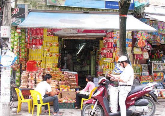Tăng doanh thu cho cửa hàng tạp hóa
