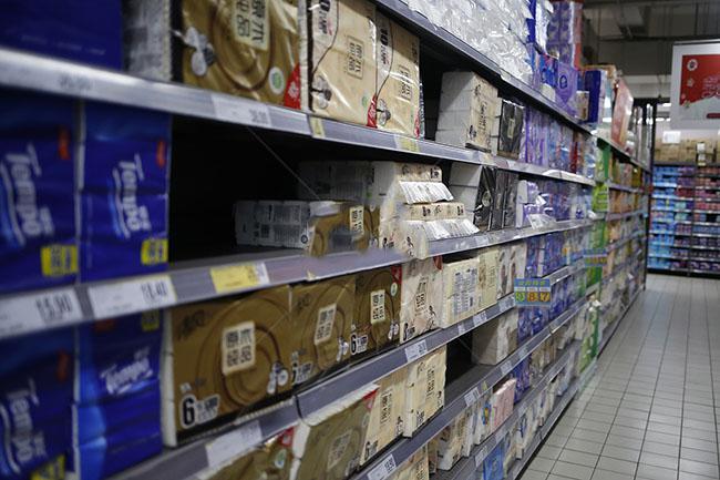 4 Ưu điểm của giá kệ siêu thị