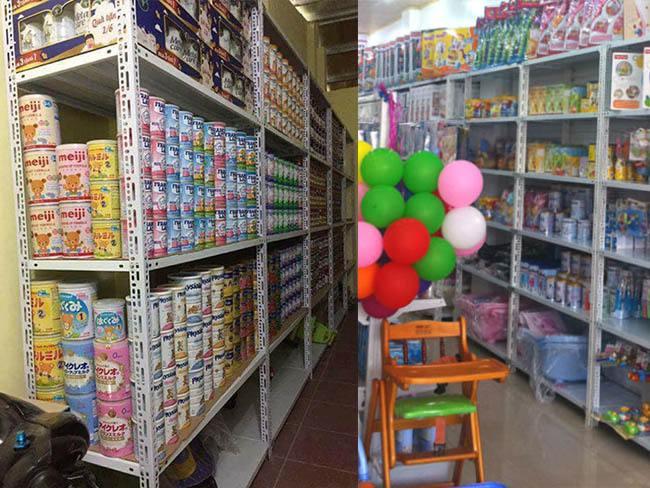 Cửa hàng tạp hóa chuyên nghiệp