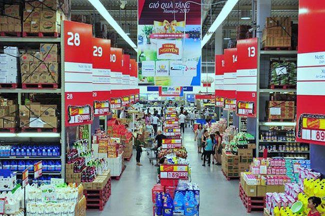 Thẩm mỹ trong siêu thị