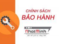 Chính sách bảo hành của Nhật Minh